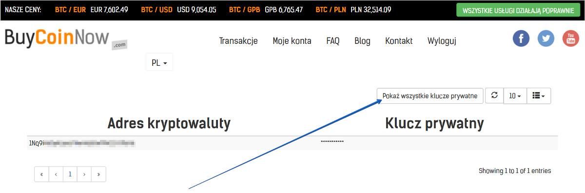 jak kupic bitcoin krok 5