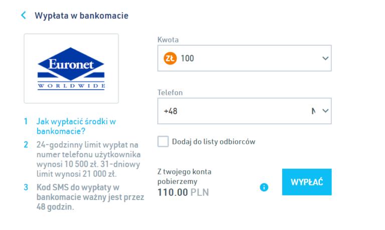 sprzedaz kryptowaluty na bitbay przy pomocy bankomatu
