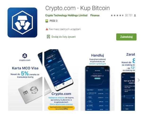 Opinie o Crypto com