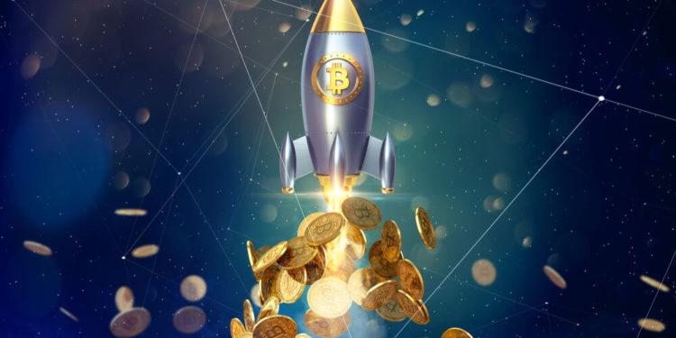 dlaczego cena bitcoina rośnie