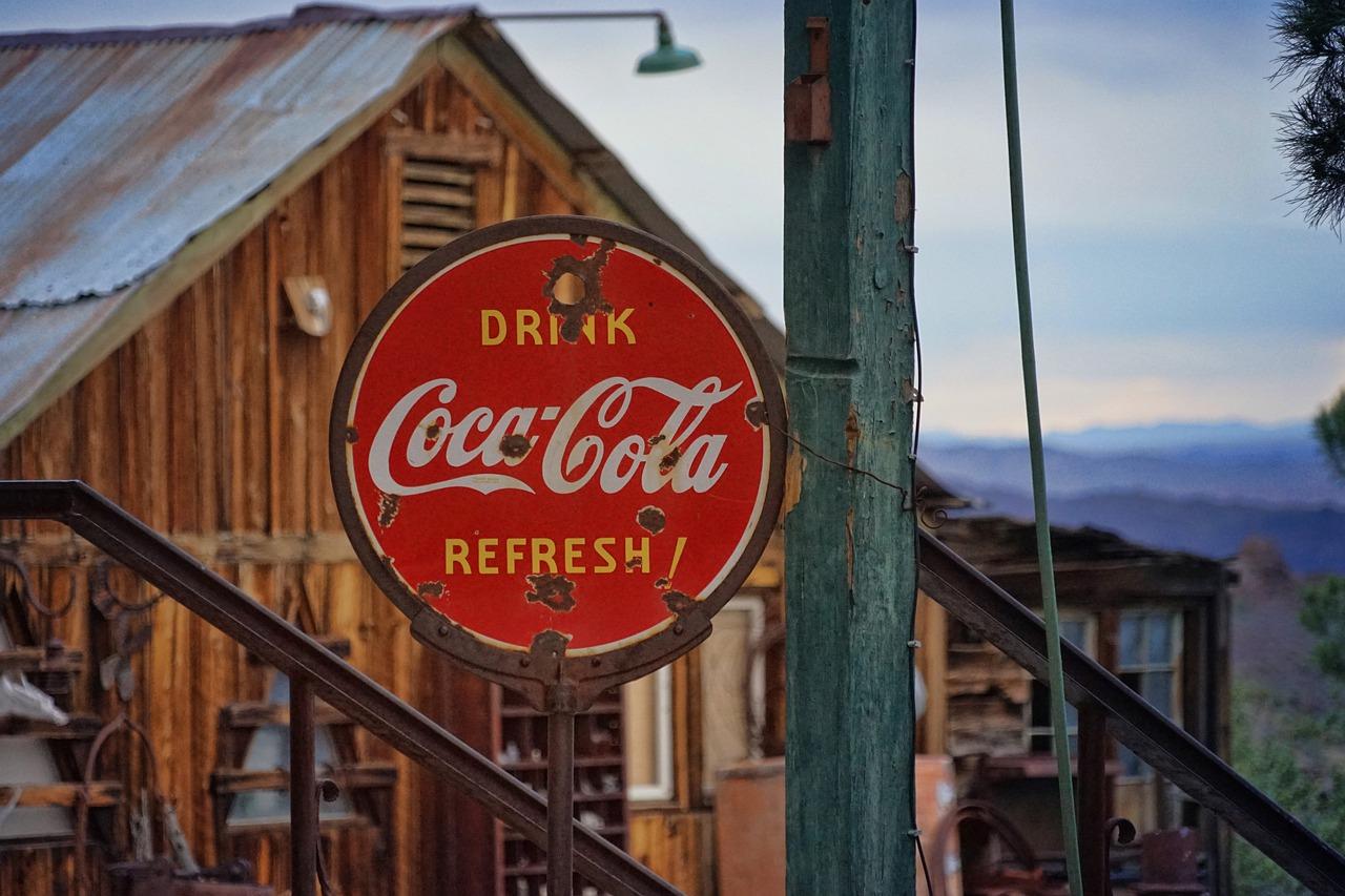 coca cola blockchain
