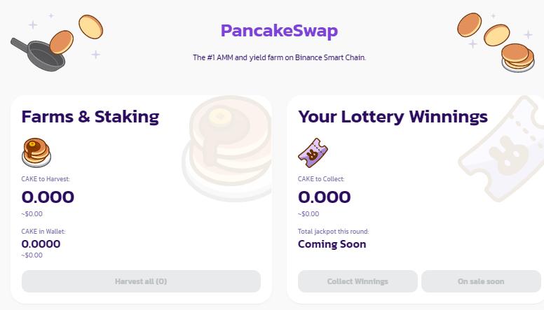 pancakeswap staking