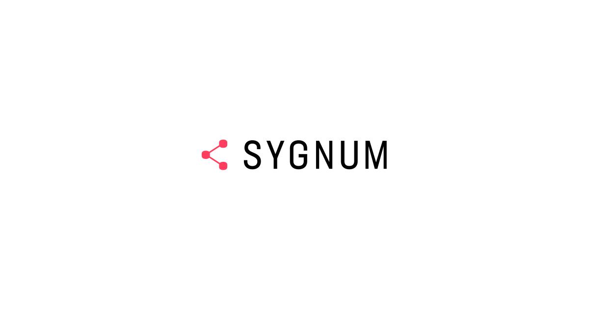 sygnum bank ethereum staking