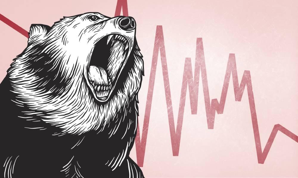 korekta rynek spadki
